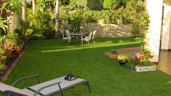 4 mẫu thiết kế cỏ nhân tạo đẹp cho sân vườn